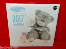 ME TO YOU/TATTY TED '2017' LARGE PHOTO FINISH SQUARE CALENDAR.NOW IN STOCK