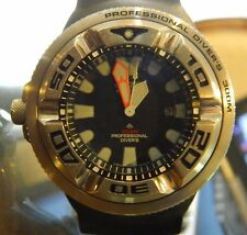 Citizen Eco-Drive 300M Professional Divers B873-S057892 Mens Great Condition