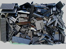 LEGO BLACK 1/4 lb Bulk Lot of Bricks Plates Specialty Parts Pieces Pounds