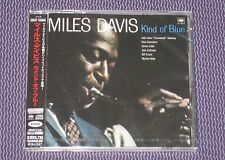 "MILES DAVIS ""KIND OF BLUE"" JAPAN HYBRID SACD DSD MULTI-CH 2007 *SEALED*"