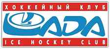 "Lada Tolyatti KHL Hockey Car Bumper Window Locker Sticker Decal 6""X3"""