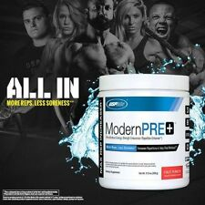 USP Labs ModernPre+ Pre Workout MODERN FRUIT PUNCH NEW UK FREE TRACKED POST