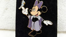 Minnie Mouse dressed as Sleeping Beauty Princess Aurora Briar Rose Pin NOC