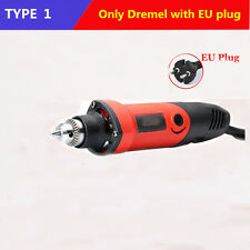 400W 220V Variable Speed Electric Mini Drill Grinder power tools Rotary Tool