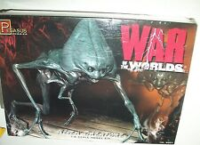 PEGASUS WAR OF THE WORLDS ALIEN CREATURE 1/8TH SCALE MODEL KIT