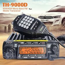 TYT VHF136-174MHZ Vehicle Radio TH-9000D 60W Output Power Mobile Car Transceiver