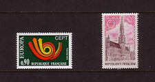France 1973 Europa Set Mint Never Hung SG2000-1