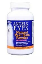 Angels Eyes Natural Tear Stain Remover for Dogs 2.65 oz (75g) Exp 2018