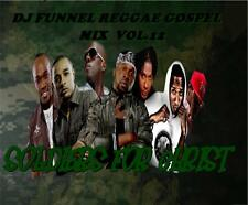 DJ FUNNEL STREET  REGGAE GOSPEL MIX CD VOLUME 12