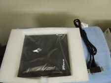TARGUS USB POWERED PACMB010 DVD CD RW SLIM EXTERNAL DRIVE CABLE INCLUDED