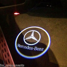 Led puertas proyectoras Mercedes Benz Clase C W204 ghost shadow lights