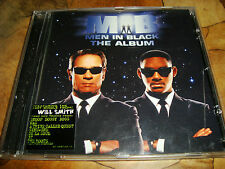 Man in Black the Album 3T Jackson MJJ Music Alicia Keys Snoop Dogg RARE CD