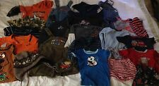 Toddler Boys Size 3-4 Clothing Lot Of 23 Items