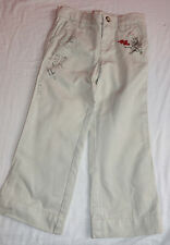 NEW RALPH LAUREN BEIGE TROUSERS  SIZE 4T YEARS AUTHENTIC GIRLS
