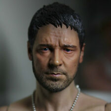 HOT FIGURE 1/6 HEADSCULPT Russell Ira Crowe HEADPLAY Gladiator Best actor