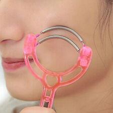 Face Epilator Double Spring Facial Hair Removal Threading Smooth Tool Natural