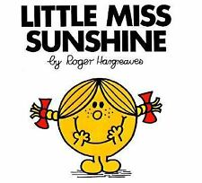 Little Miss Sunshine Roger Hargreaves kids story picture book Men series