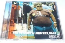 Fatboy Slim - You've Come A Long Way, Baby CD Album (1998)