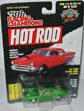 Racing Champions #14 - 1969 OLDSMOBILE 442 - 1:58 Hot Rod Magazine