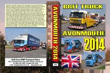 2936. Avonmouth. UK. Trucks. Avon. September 2014. The end to a perfect day film