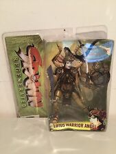 McFarlane Spawn Regenerated Series 28 Samarai Lotus Warrior Angel 2 Figure