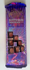 (Willy) WONKA EXCEPTIONALS DOMED DARK CHOCOLATE BAR DISCONTINUED DO NOT EAT 3.5