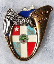 INSIGNE CHASSEURS - 13° B. C. A. - 2° Cie de Défense - Liban