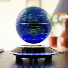 "Romantic Valentines Day Gifts For Him 6"" 14cm Magnetic Levitating Floating Globe"