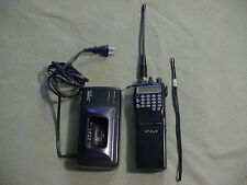 Yaesu Dual Band FM Transceiver FT-530, with recharger base