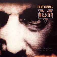 EURYTHMICS OST '1984 FOR THE LOVE...' SOUNDTRACK CD NEW+