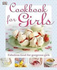 Cookery book for Girls,Learn Cooking,Bake,Party Cakes,Make easy Recipes,Create