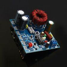 12V Switching Power Boost +/-25V-36V TDA7294+LM3886 amplifier