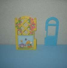 Dora the Explorer Shop 'n Go Market Playset Front Door Replacement Toy Part