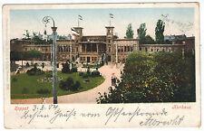 Casino / Spa Hotel in Sopot, German PC, sent to Monkowarsk in 1904