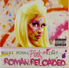 CD - Nicki Minaj - Pink Friday: Roman Reloaded - A 641