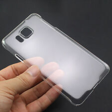 Crystal Clear Transparent Hard Plastic Case Cover For Samsung Galaxy Alpha G850H
