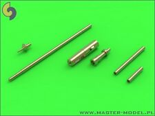 MiG 15/15 BIS, LIM 1/2, S-102/103, J-2 BARREL TIPS AND PITOT 1/72 MASTER
