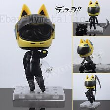 DuRaRaRa!! The Black Rider Celty Sturluson 10cm PVC Action Figure NO Box #513