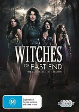 Witches Of East End : Season 1 (DVD, 2014, 3-Disc Set)