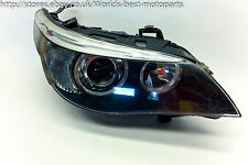 BMW E60 530d (1) 5 SERIES Pre LCI Front Right Adaptive Xenon Headlight