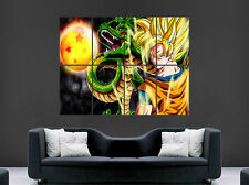 DRAGON BALL Z POSTER  MANGA JAPANESE GOKU SHENRON WALL LARGE IMAGE GIANT