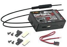 Hitec 28425 Optima 9 9-Channel 2.4GHz Receiver