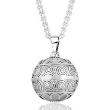 Fashion Women Harmony Ball Pendant Angel Caller Necklace Chime Bola Pregnancy