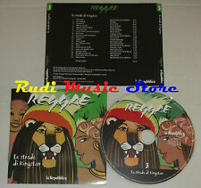 CD REGGAE Le strade di kingston 3 2005 PROMO repubblica BOB MARLEY lp mc (C12)
