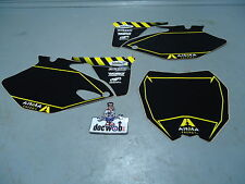 YAMAHA YZF250/450 2006/2009 Arma Energy Black background set 70429BG