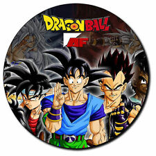 Parche imprimido, Iron on patch, /Textil sticker / - Dragon Ball, D