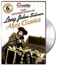 Adventures Of Long John Silver: Ahoy Classics + Bonus DVD, 6 More Episodes 2007