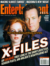 Entertainment Weekly 9/00,Gillian Anderson,September 2000,NEW