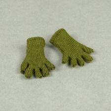 1/6 Scale Phicen, Hot Toys, Kumik, Very Cool - Female Open Fingers Green Gloves