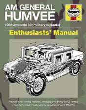 Am General Humvee: The US Army's iconic high-mobility multi-purpose wheeled vehi